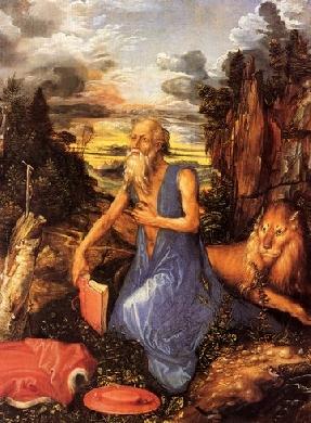 Atoning Hieronymus