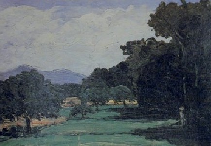 Area near Aix-en-provence