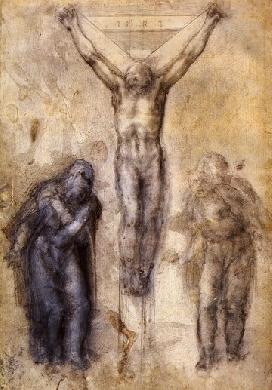 Virgin and Johannes
